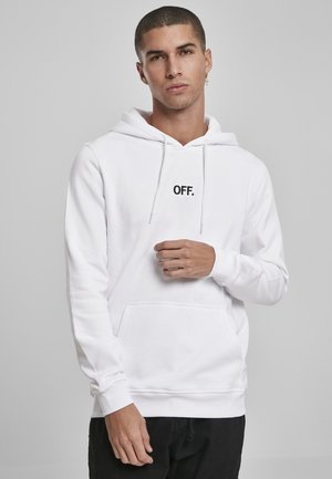 OFF - Hoodie - white