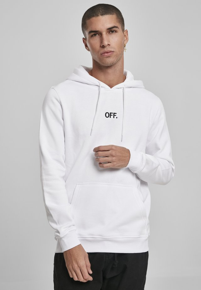OFF - Sweat à capuche - white