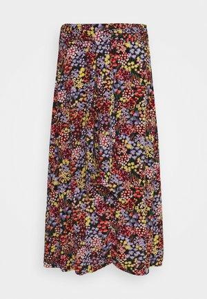 SISSEL SKIRT - A-line skirt - black