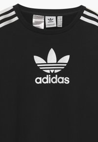 adidas Originals - CREW UNISEX - Bluza - black/white - 2