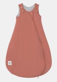 Lässig - BABY SLEEPING UNISEX - Baby's sleeping bag - rosewood - 0