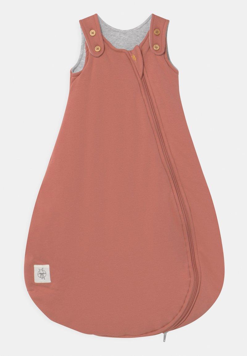 Lässig - BABY SLEEPING UNISEX - Baby's sleeping bag - rosewood