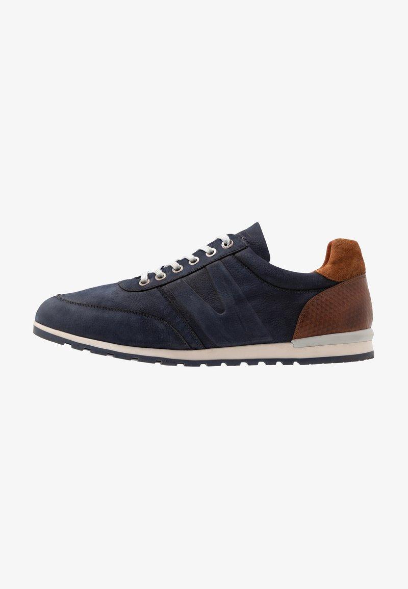 Van Lier - ANZANO - Trainers - blue