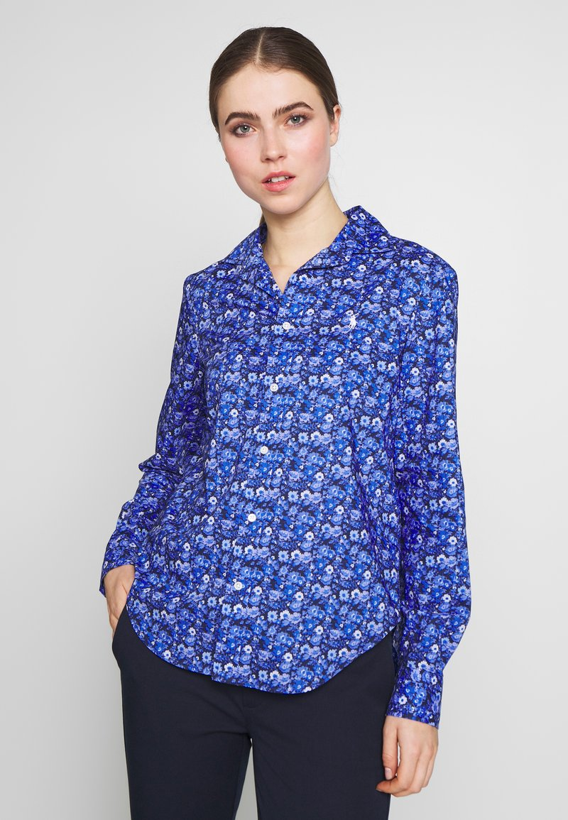 Polo Ralph Lauren - LONG SLEEVE - Camisa - blue