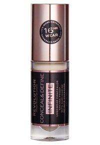 Make up Revolution - INFINITE CONCEALER - Concealer - c0.1 - 1