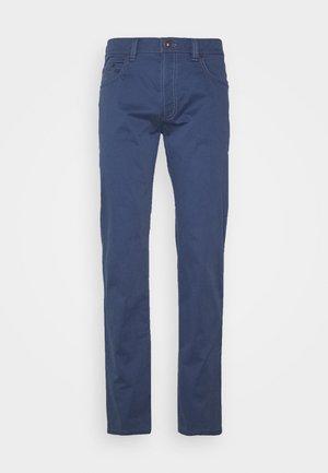 BROKEN TROUSER - Pantaloni - blue
