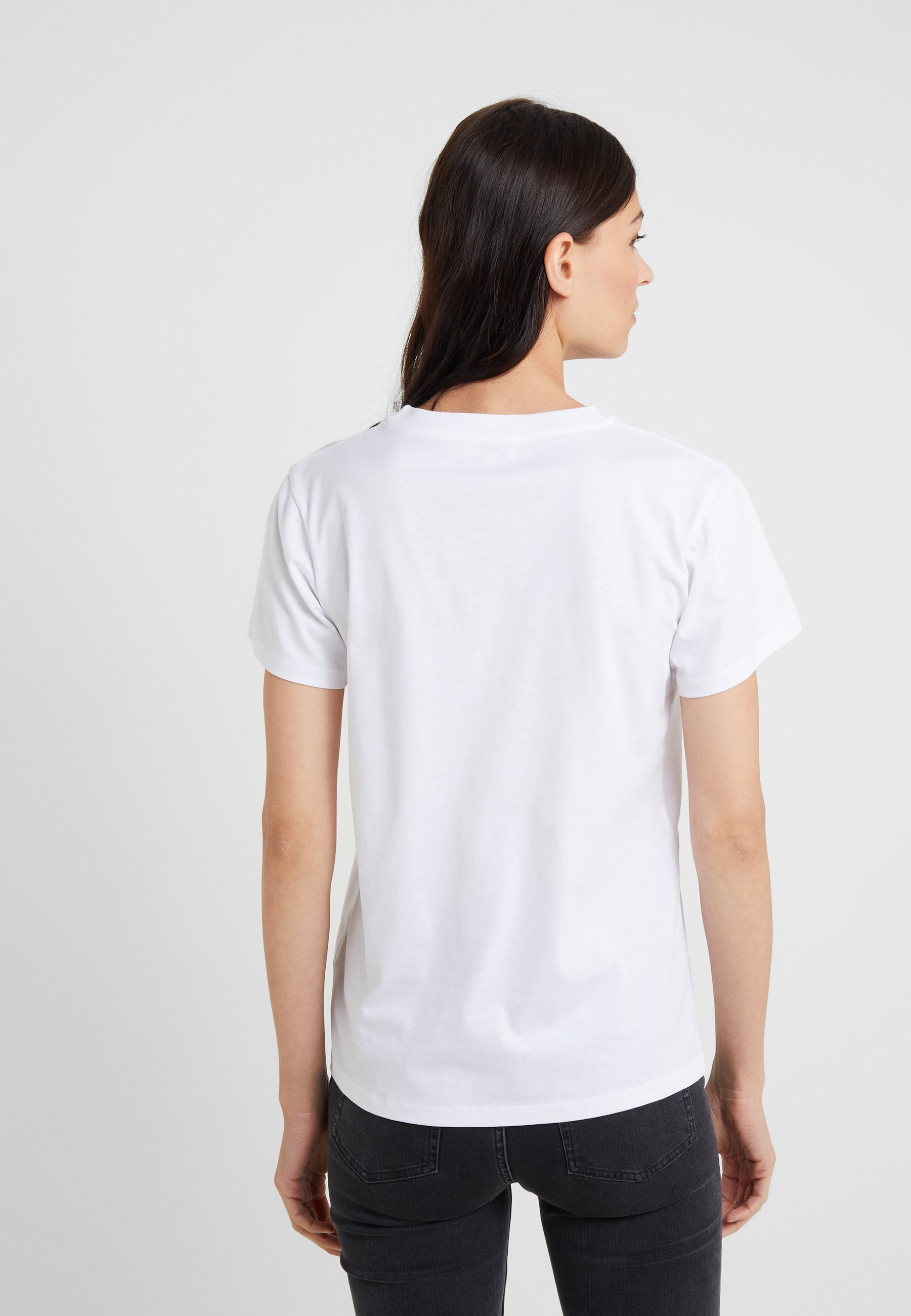 Fiorucci VINTAGE ANGELS TEE - T-shirts med print - white