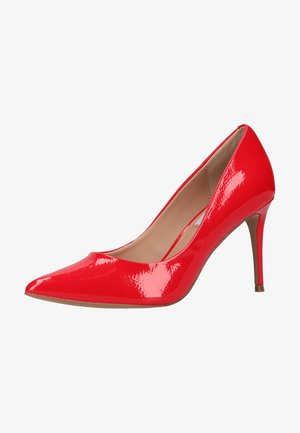 LILLIE - Classic heels - red patent 608