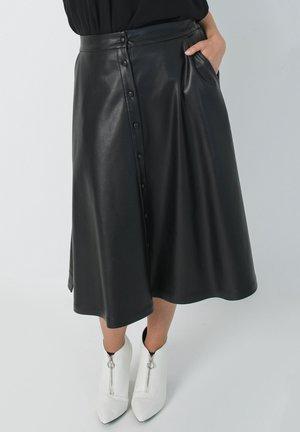 A-lijn rok - noir
