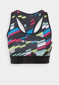 BRA LEGACY - Medium support sports bra - black
