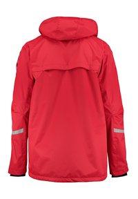 Hummel - Outdoor jacket - true red/black - 1