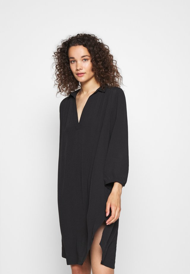 ESTHER - Tuniek - black