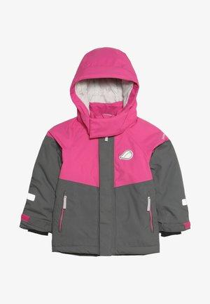 LUN KIDS JACKET - Waterproof jacket - throne grey