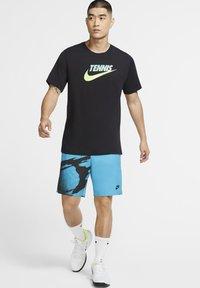 Nike Performance - SLAM - Sports shorts - neo teal/black/black - 1