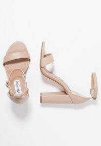 Steve Madden - CARRSON - High heeled sandals - blush - 3