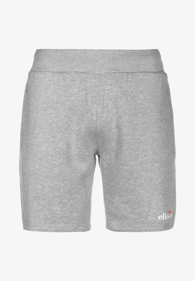 MALVITO - Shorts - grey marl