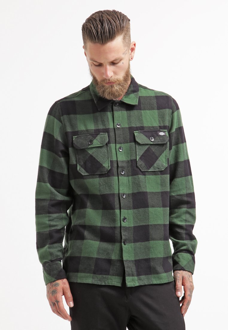 Dickies - SACRAMENTO - Skjorter - pine green