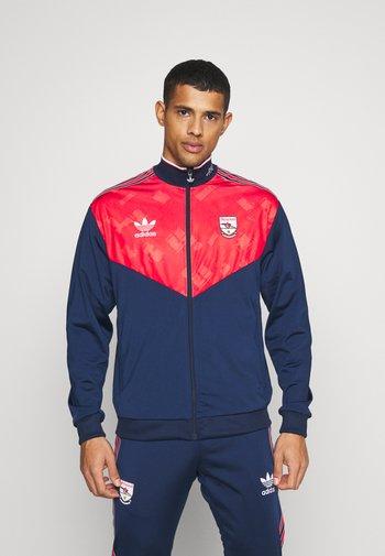 Giacca sportiva - collegiate navy/red/white