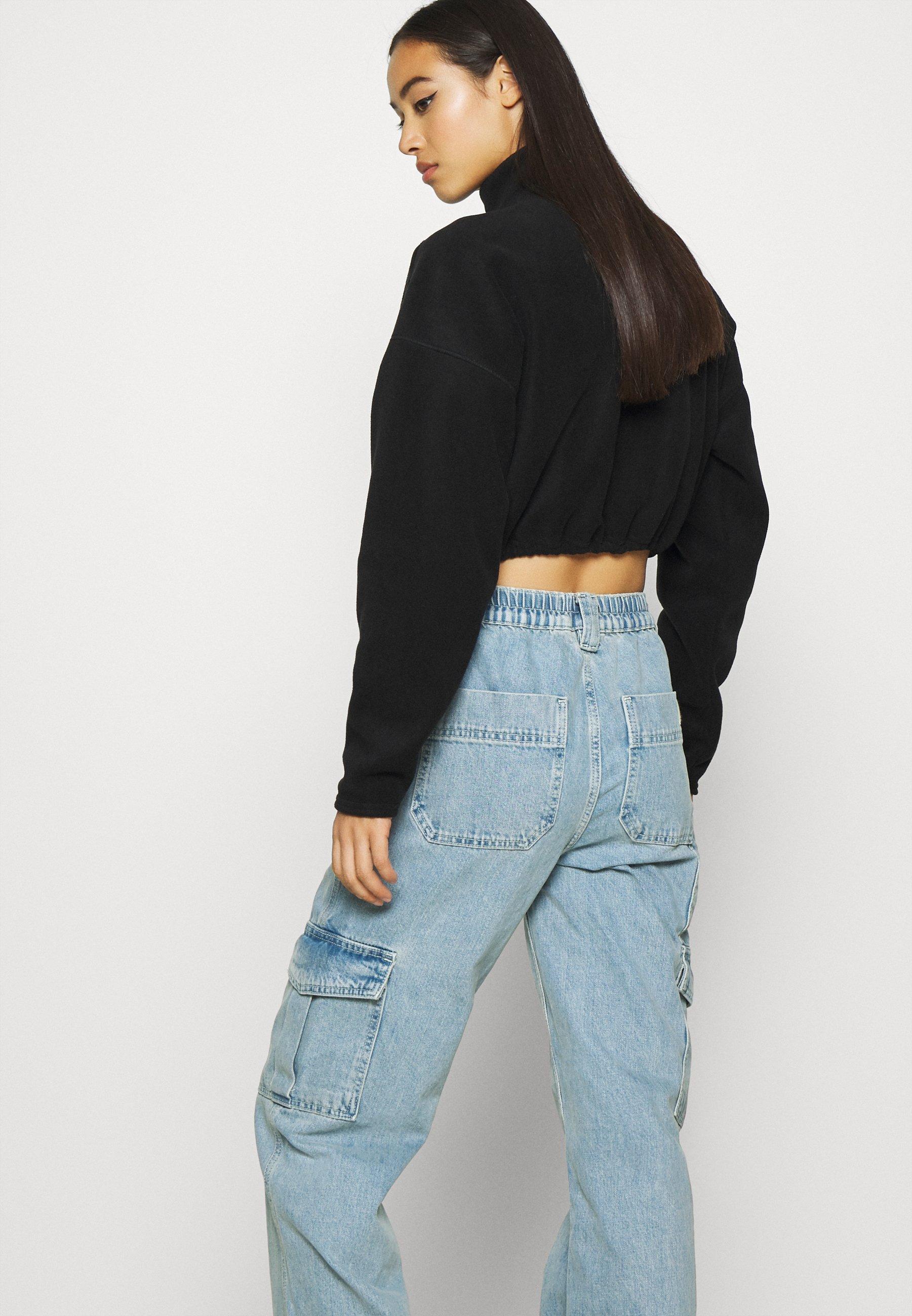 Bdg Urban Outfitters Skate Jean Pantalones Cargo Bleach Pantalones De Mujer Rm6iz