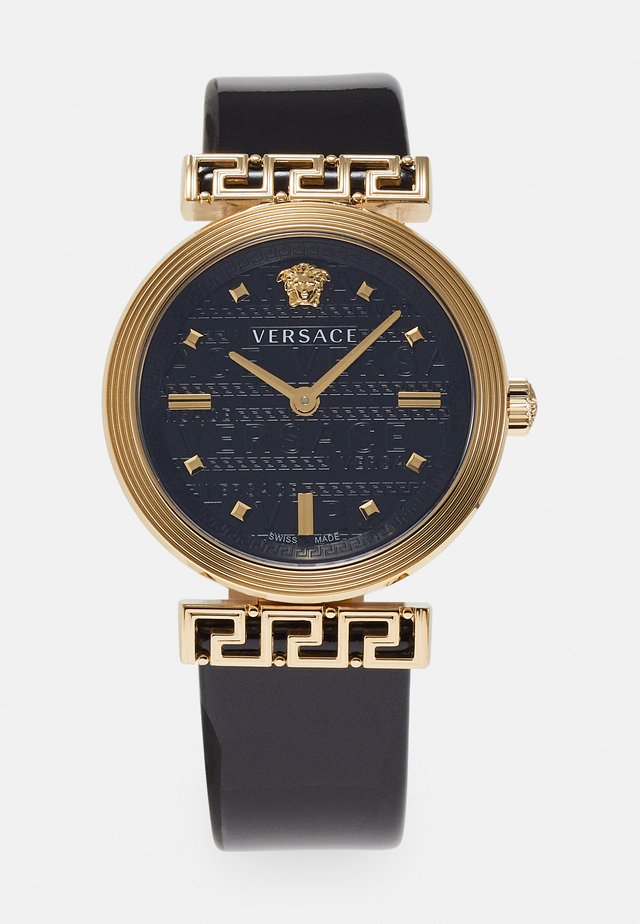 GRECA MOTIV - Watch - black