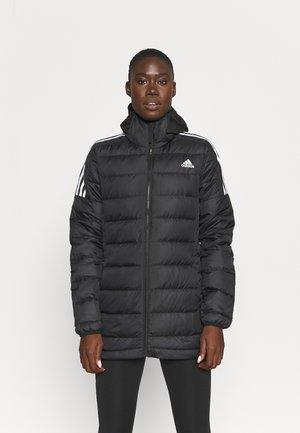 ESSENTIALS DOWN - Down jacket - black