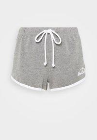 Hollister Co. - LOGO - Shorts - grey - 3