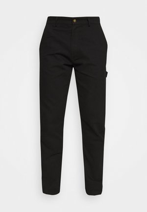 WORKWEAR CARPENTER PANTS - Pantaloni - black