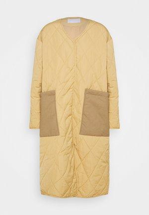 SERENA THINKTWICE - Zimní kabát - lark