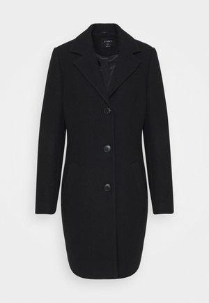 EVA COAT - Zimní kabát - black