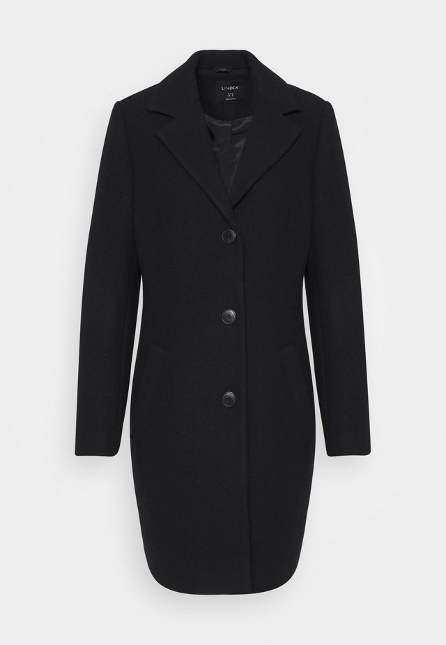 EVA COAT - Mantel - black