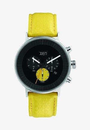 Chronograph watch - gelb