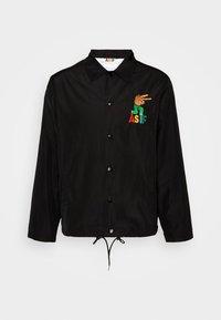 AS IF Clothing - CODA JACKET UNISEX - Light jacket - black - 5