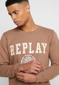 Replay - Felpa - brown - 4