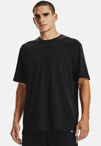 Under Armour - Sports shirt - black - 0