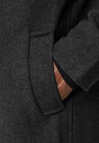 Jack & Jones - Pitkä takki - dark grey - 4