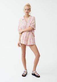 PULL&BEAR - Shorts - pink - 1