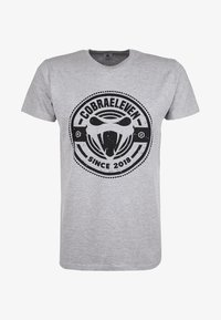 COBRAELEVEN - Print T-shirt - grey - 3