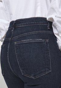 Agolde - Jeans Skinny Fit - ovation (medium indigo) - 4