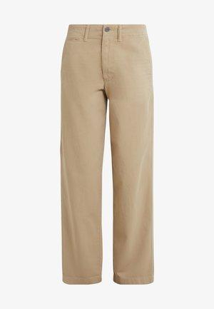 MONTAUK - Trousers - surrey tan