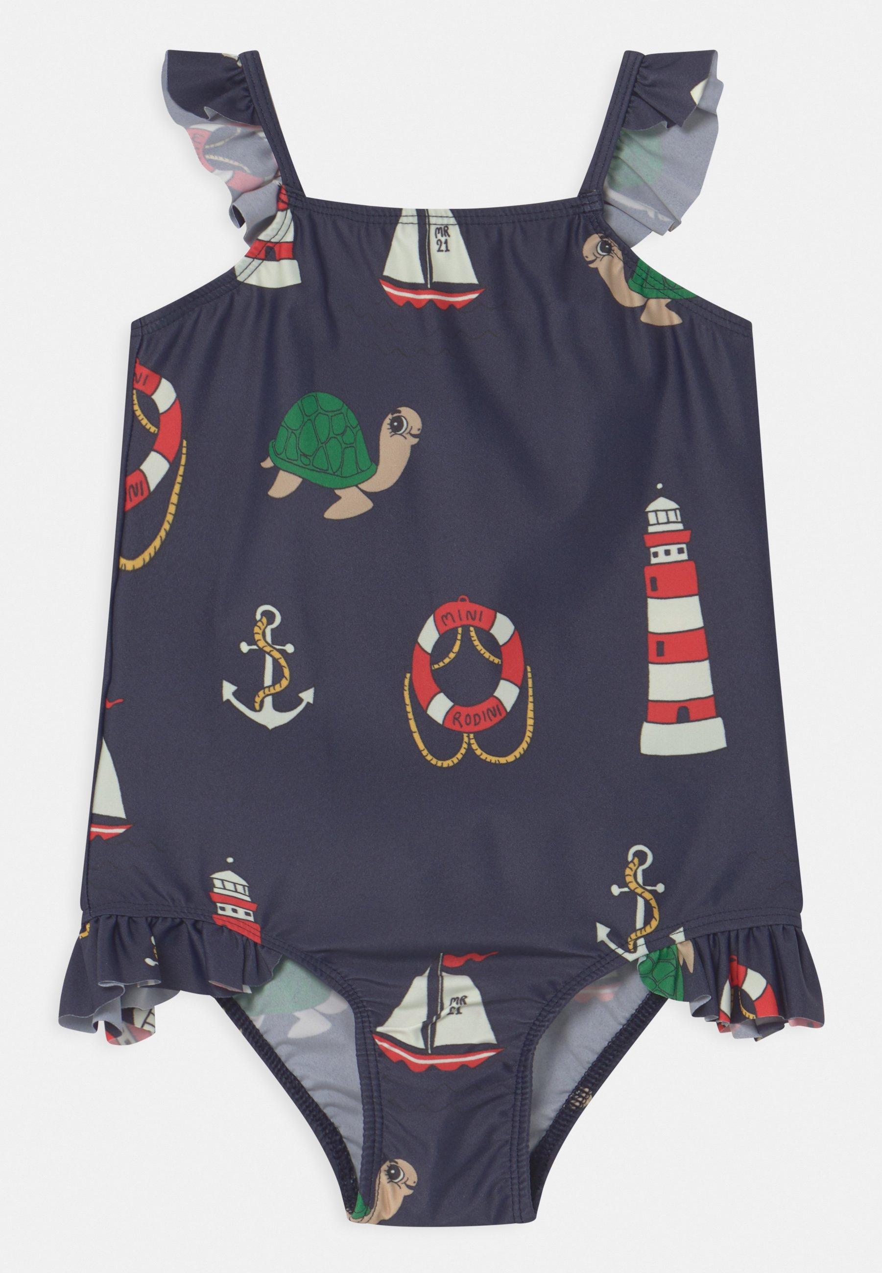 Kinder TURTLE FLOAT WING SWIMSUIT - Badeanzug