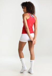 Fila - BALLPANT BELLA - Sportovní kraťasy - white - 2