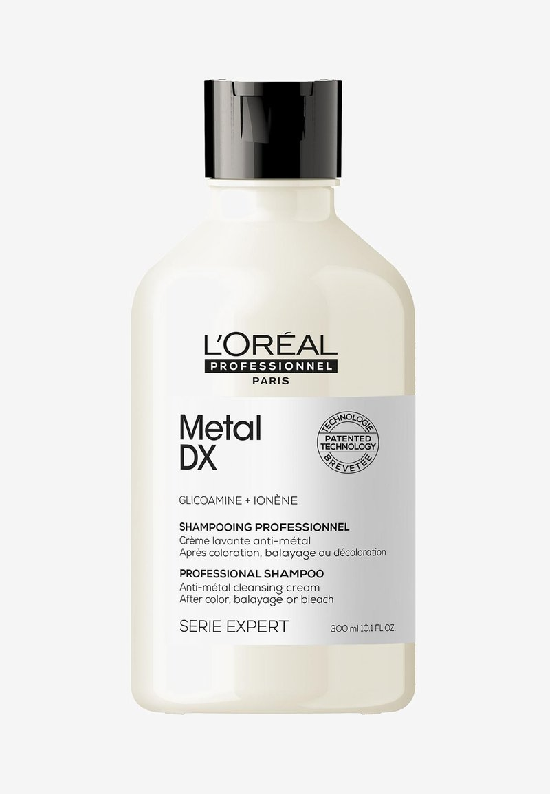 L'OREAL PROFESSIONNEL - SERIE EXPERT METAL DX SHAMPOO - Shampoo - -