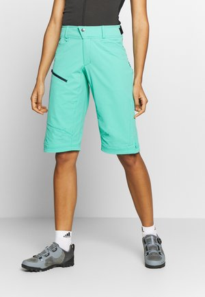 MOAB SHORTS - Sports shorts - peacock