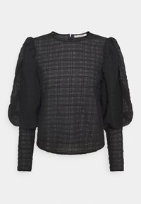 Love Copenhagen - CLARA BLOUSE - Blouse - pitch black - 0