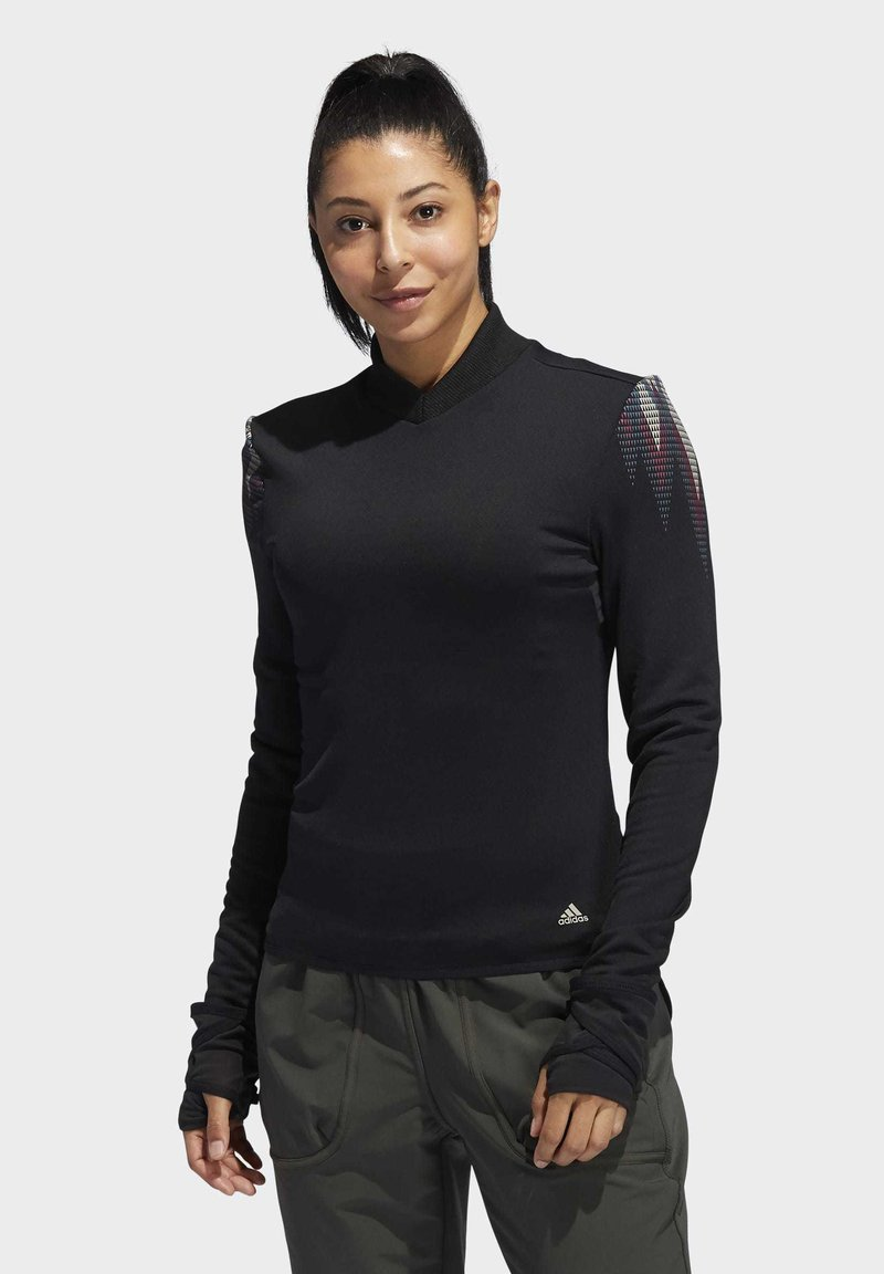 adidas Performance - COLD.RDY Prime Long-Sleeve Top Training Long-Sleeve T - Topper langermet - black