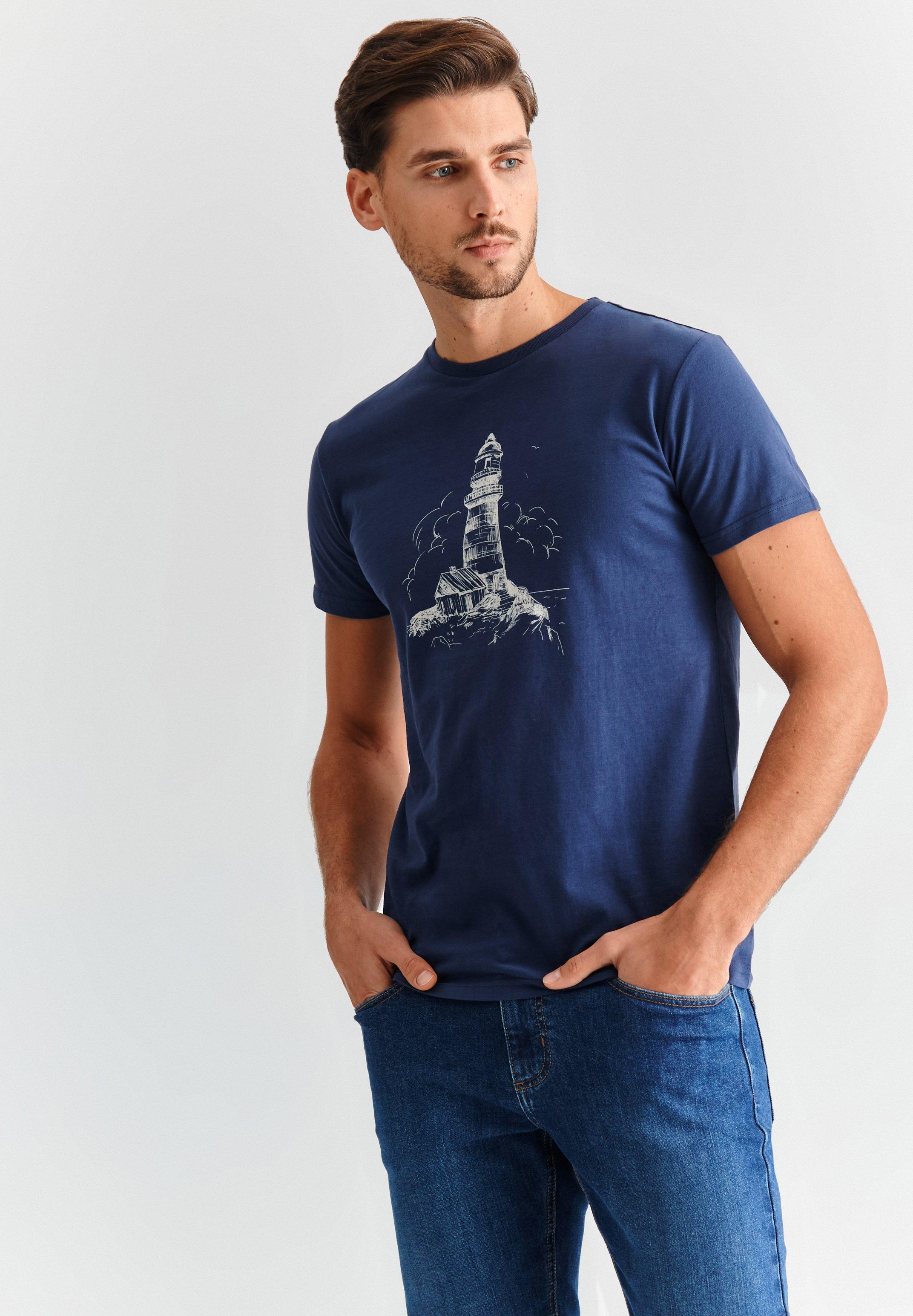 Homme MIKIN  - T-shirt imprimé