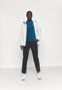 Salomon - OUTRACK PANTS  - Pantaloni - black - 1