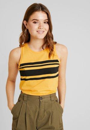 Top - yellow
