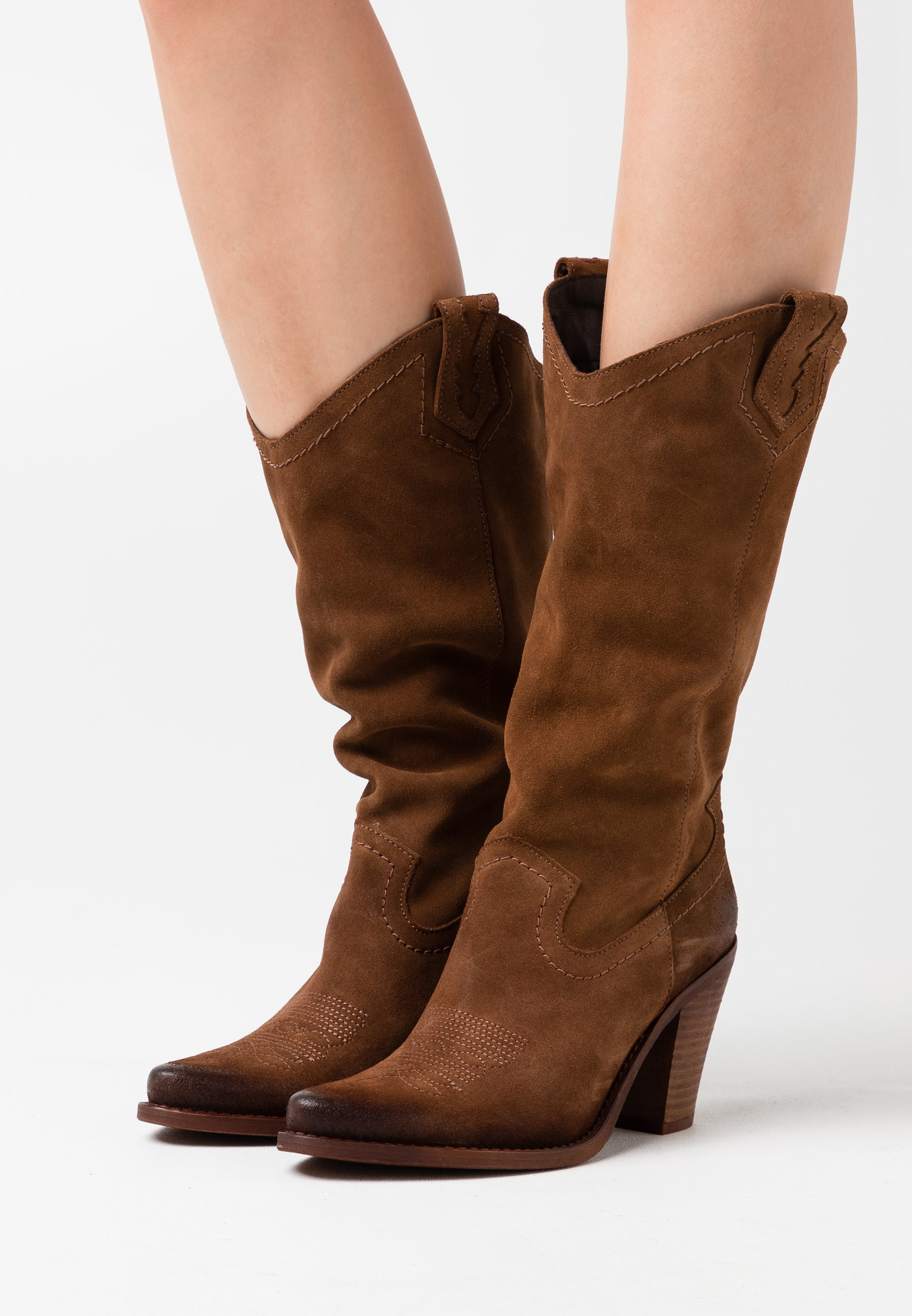 Women STONES - High heeled boots
