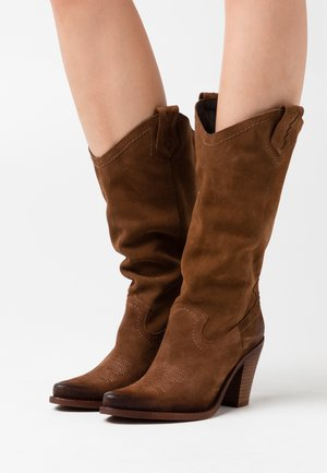 STONES - Laarzen met hoge hak - marvin brown